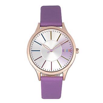 Crayo gel Unisex horloge-paars