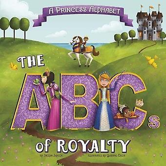 Eine Prinzessin-Alphabet: Das ABC der Könige! (Bild Sachbücher: Alphabet-Verbindung)