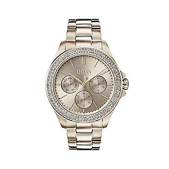 Hugo Boss Watch men's Multi-dial quartz rose gold band 1502443 Woman