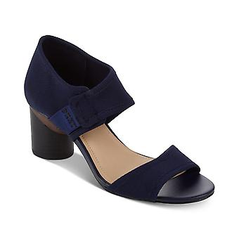 DKNY Damen Penny zehenoffenen lässige Ankle Sandalen