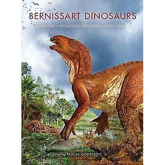 Bernissart Dinos Ecosytem-toteuttaja Pascal Godefroit