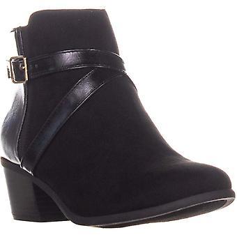 Karen Scott Womens Falonn amande Toe bottines Fashion