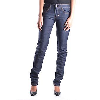 Frankie Morello Ezbc167070 Women's Blue Denim Jeans