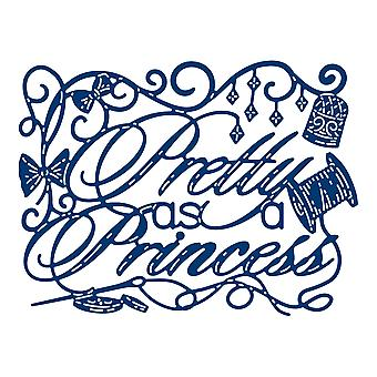 Tattered Lace Pretty as a Princess Die