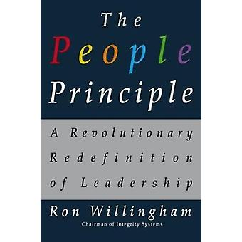 The People Principle - A Revolutionary Redefinition of Leadership Book
