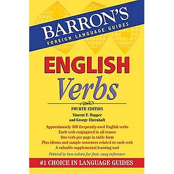 English Verbs (4th edition) by Vincent F. Hopper - 9780764147852 Book