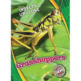 Grasshoppers by Patrick Perish - 9781626176652 Book