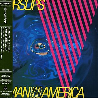 Horslips - Man die gebouwd Amerika (Mini LP mouw) [CD] USA importeren