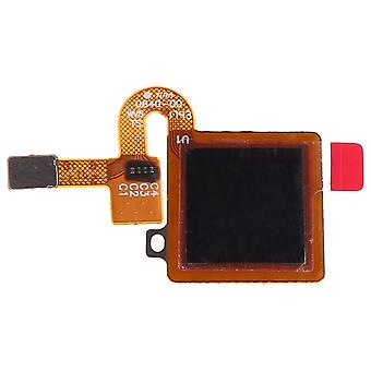 Für Xiaomi Redmi 5 Plus Finger Sensor Schwarz Flex Flexkabel Home Taste Button Ersatzteil