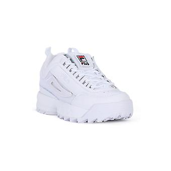 Fila disruptor low Patches sneakers fashion