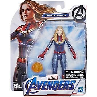 Avengers Endgame, Captain Marvel, 15cm