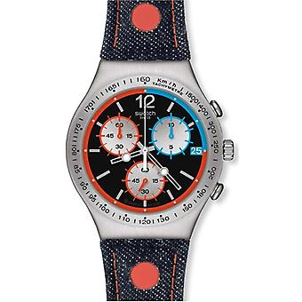 Swatch eftersom 2013 Chronograph Mens Watch YCS571