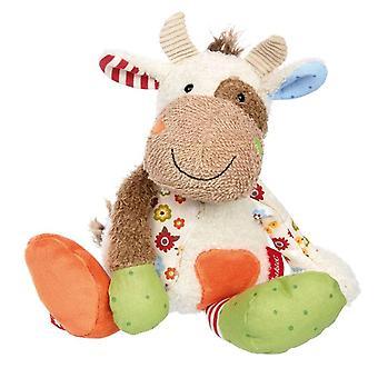 Sigikid pluszowe Toy Cow patchwork Sweety