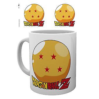 Dragon Ball Z Ball & Logo Boxed Drinking Mug