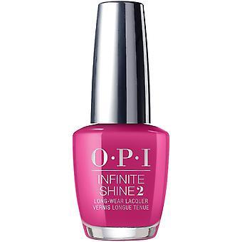 OPI Infinite Shine You're The Shade That I Want - Fett 2018 Nagellack Unendlichglanz 10 Tage tragen (ISLG50) 15ml