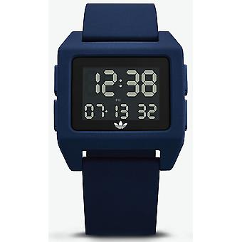 Adidas archive_sp1 Digital Men's Watch with Silicone Bracelet Z153203-00