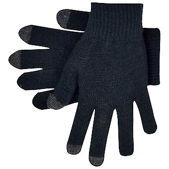 Extremities Black Thinny Touch Glove