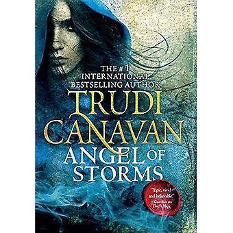 Engel van stormen (Millennium het artikel van het Reglement)