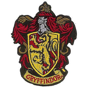 Harry Potter Gryffindor Eisen auf Patch