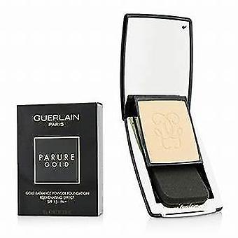 Guerlain Parure Gold Radiance poeder Foundation 10g-2 beige Clair Refill