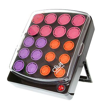 Diva Feel The Heat Stay Hot Rollers (20)