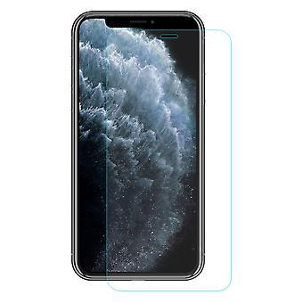 Omena iPhone 11 säiliön suojaus näyttö lasi panssaroitu folio 9H todellinen lasi-1 kpl