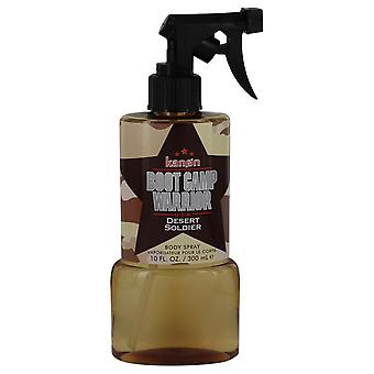 Kanon Boot Camp Warrior Desert Soldier Body Spray By Kanon   541327 300 ml