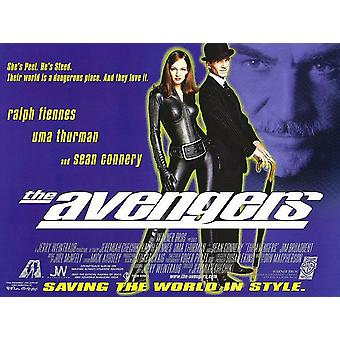 The Avengers Original Cinema Poster