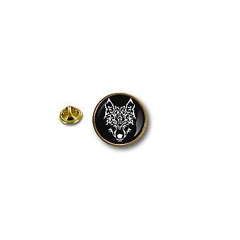 Pine PineS PIN rinta nappi PIN-apos; s Metal biker Motard Wolf Wolf ei Club R4