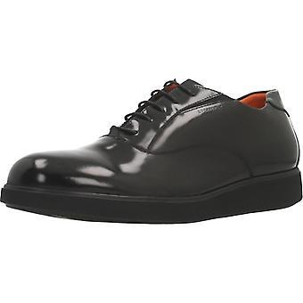Stonefly schoenen comfort Town 13 borstel uit kleur 000