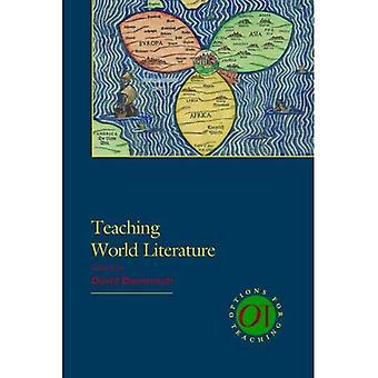 Undervisning världslitteraturen (alternativ för undervisning)