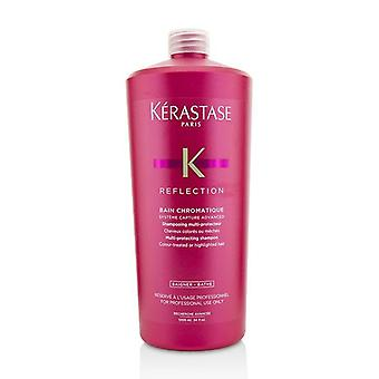 Kerastase Reflection Bain Chromatique multi-beskyttende shampoo (farvebehandlet eller fremhævet hår)-1000ml/34oz