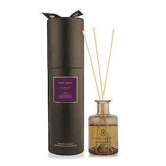 Manor room scent diffuser with rod black lily - black lily 250ml