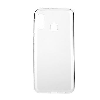 Casco para Samsung Galaxy A20e Transparente Flexível