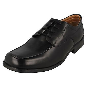 Mens Caravelle Formal Shoes Chalk Farm