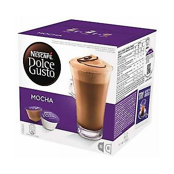 Coffee Capsules Nescafé Dolce Gusto 49523 Mocha (16 uds)