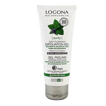 Logona Logona Facial Peeling Cream 100ml