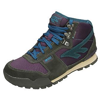 Ladies Hi-Tec Walking/Trainer Boots Sierra Lite