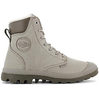 Palladium Pampa Sport Cuff WPS 72992-070-M Men's Boots Grey Sneakers Sports Shoes