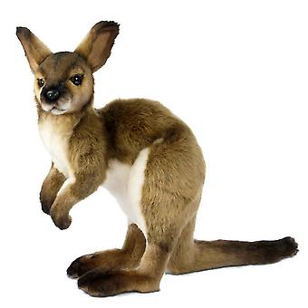 Hansa Wallaby Plush (33cm H)