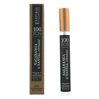 100BON Eau de The et Gingembre Eau de Parfum Concentrate 10ml Spray