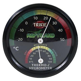 Trixie Termo-higr (matelijat, lämpömittarit & hygrometrit, lämpömittarit, kosteus indikaattorit)