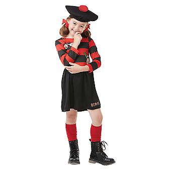 Dennis the Menace Girls Minnie The Minx Costume