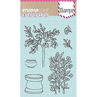 Studio Light Basic A6 Stamps-Fruit Tree