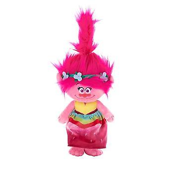 "Trolls World Tour Poppy 12"" Plush Toy"
