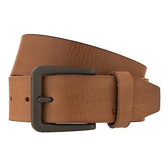 Levi's Belt heren lederen belt jeans belt kameel 8542
