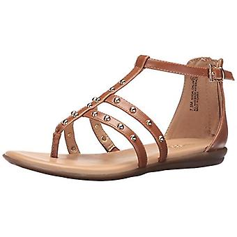 Aerosoles Womens Social Club Split Toe Casual Strappy Sandals
