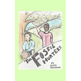 The Fossil Hunters by Salthouse & Betty