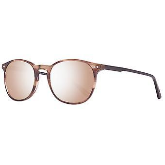 Unisex Sunglasses Helly Hansen HH5008-C01-50 Brown (ø 50 mm)