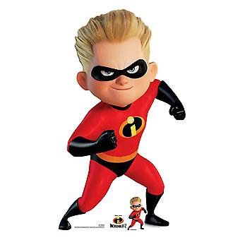 Dash Parr from The Incredibles Official Disney Lifesize Cardboard Cutout / Standee